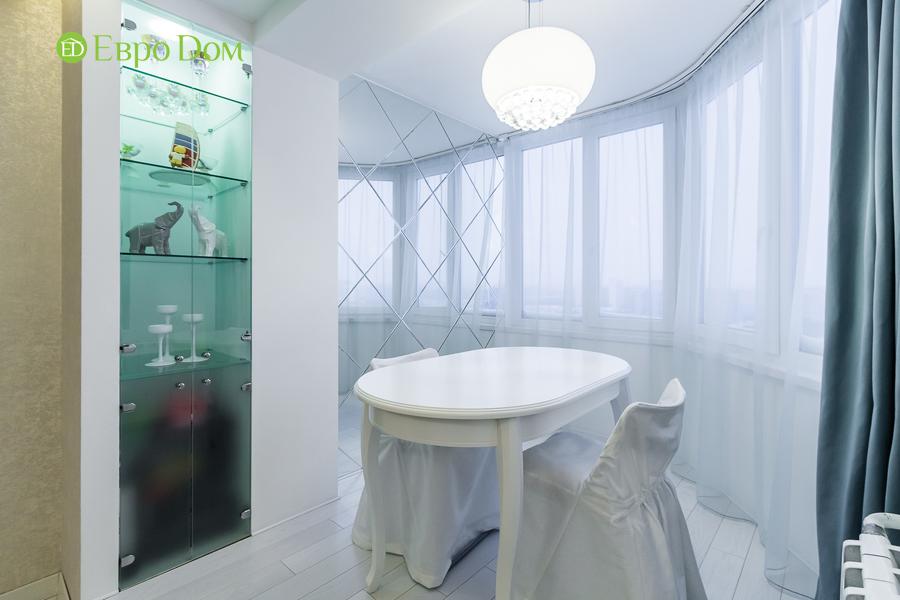 Дизайн двухкомнатной квартиры 77 кв. м в современном стиле. Фото 024