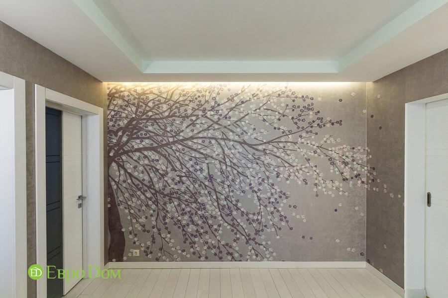 Дизайн двухкомнатной квартиры 77 кв. м в современном стиле. Фото 026