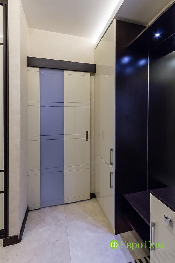 Дизайн двухкомнатной квартиры 77 кв. м в современном стиле. Фото 031
