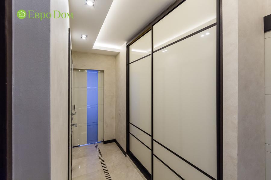 Дизайн двухкомнатной квартиры 77 кв. м в современном стиле. Фото 036