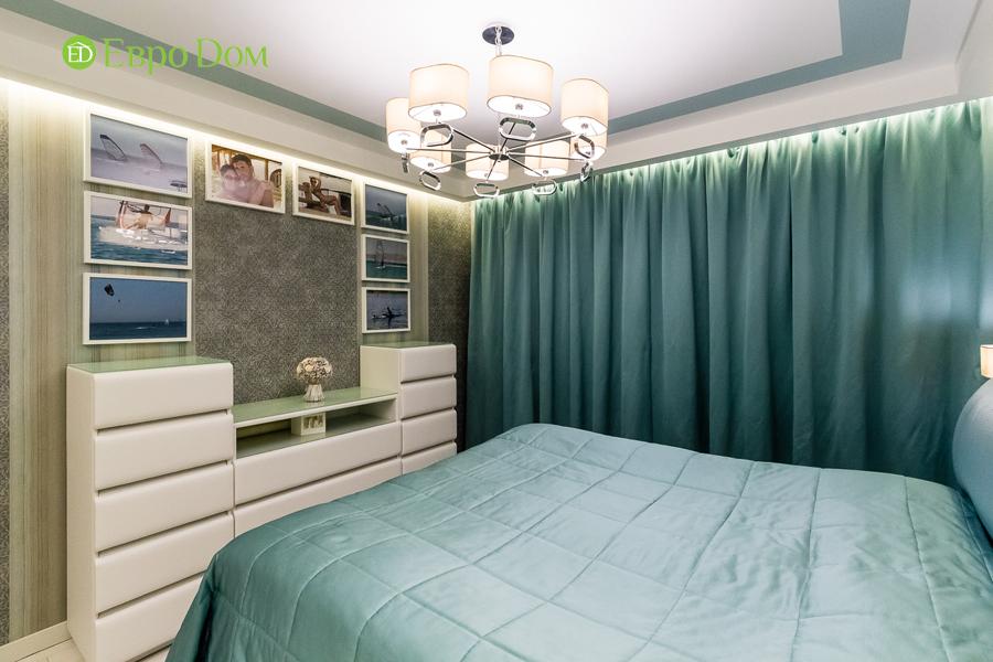 Дизайн двухкомнатной квартиры 77 кв. м в современном стиле. Фото 047