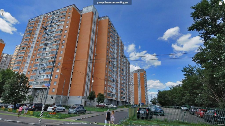 Дизайн двухкомнатной квартиры 77 кв. м в современном стиле. Фото 075