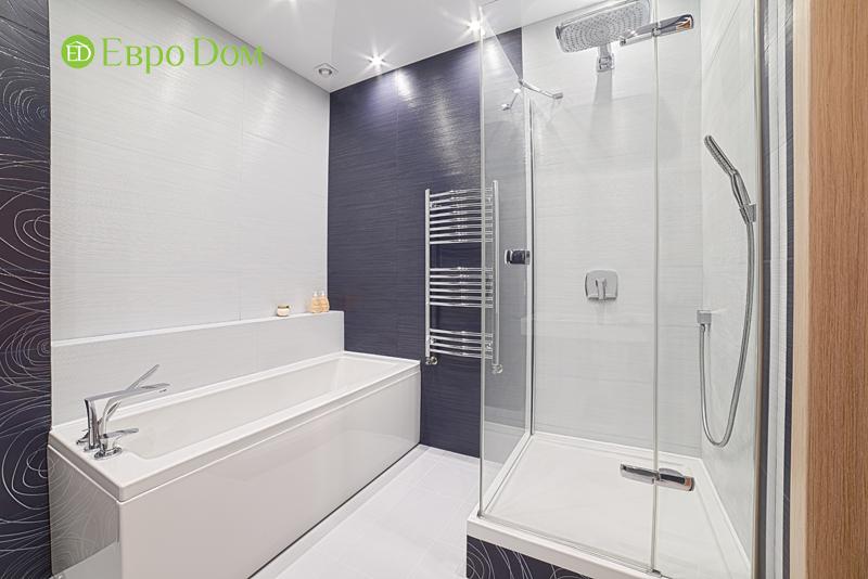 Дизайн двухкомнатной квартиры в современном стиле. Фото 02