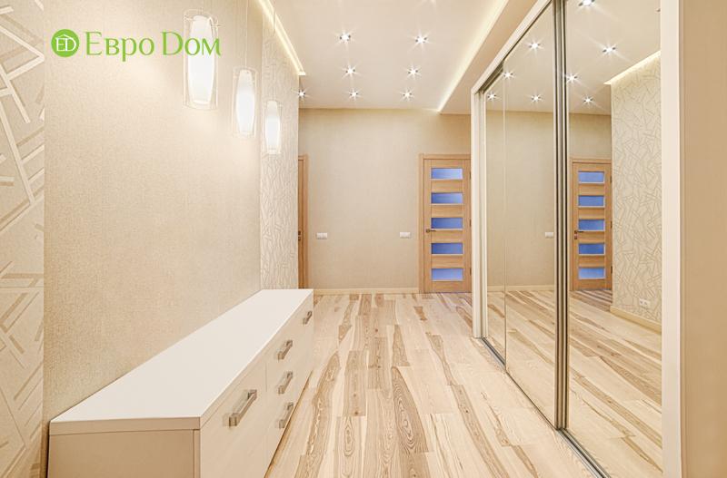 Дизайн двухкомнатной квартиры в современном стиле. Фото 03