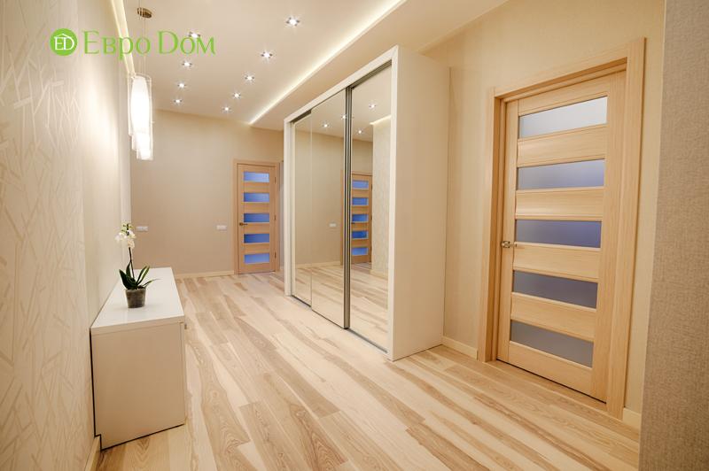 Дизайн двухкомнатной квартиры в современном стиле. Фото 04