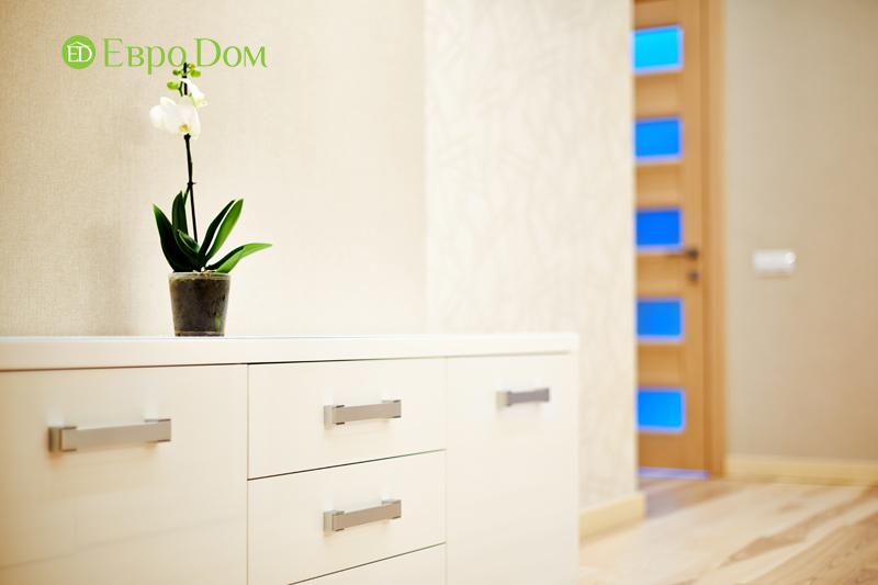 Дизайн двухкомнатной квартиры в современном стиле. Фото 010