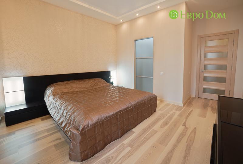 Дизайн двухкомнатной квартиры в современном стиле. Фото 014