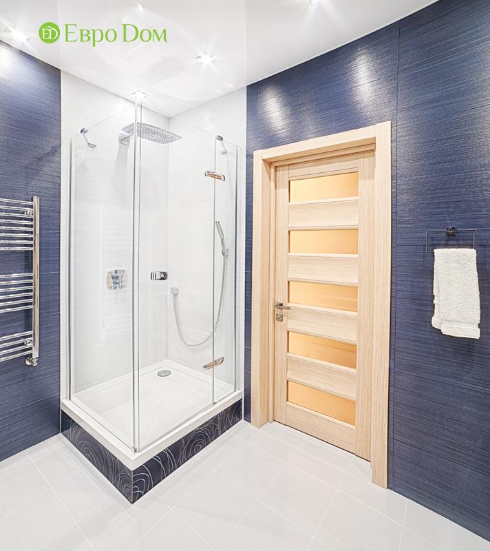 Дизайн двухкомнатной квартиры в современном стиле. Фото 018