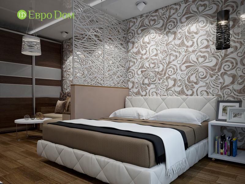 Дизайн двухкомнатной квартиры 66 кв. м в стиле контемпорари. Фото 04