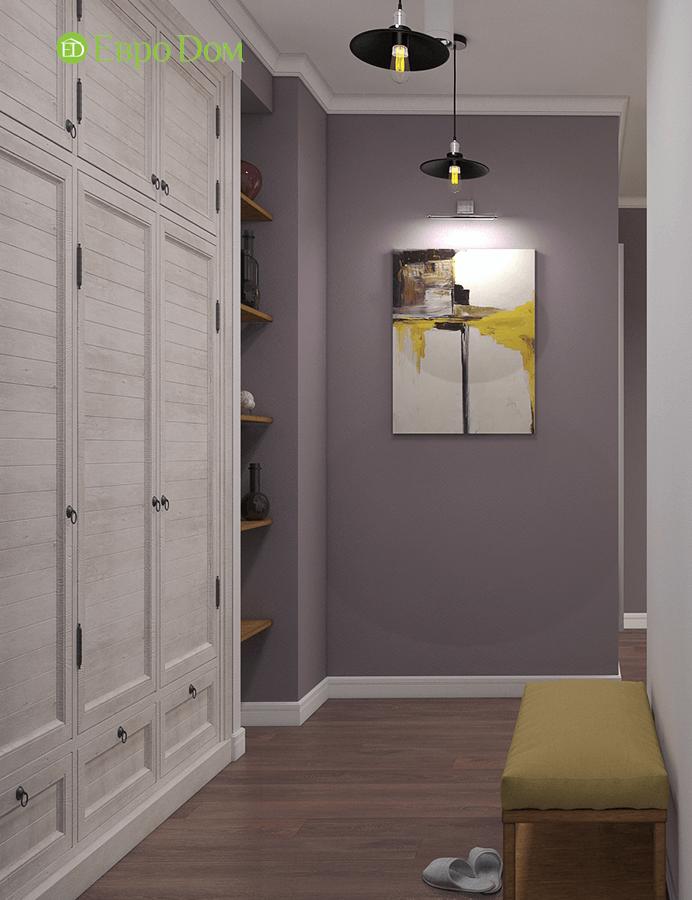 Дизайн двухкомнатной квартиры 67 кв. м в стиле прованс. Фото 09