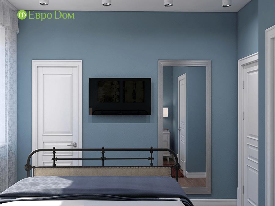 Дизайн двухкомнатной квартиры 67 кв. м в стиле прованс. Фото 016