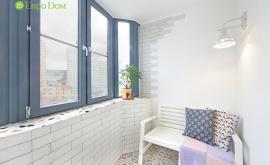 Ремонт двухкомнатной квартиры 74 кв.м. по адресу МО, г. Красногорск, Красногорский бульвар, д. 17. Фото 4