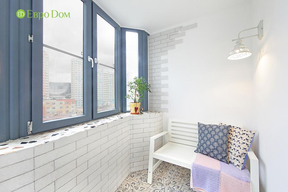 Дизайн 2-комнатной квартиры 74 кв. м в стиле прованс. Фото 05