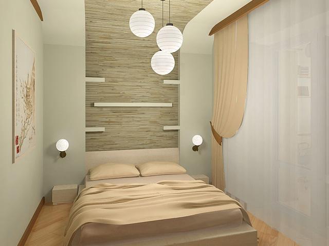 Дизайн двухкомнатной квартиры 62 кв. м в современном стиле. Фото 016
