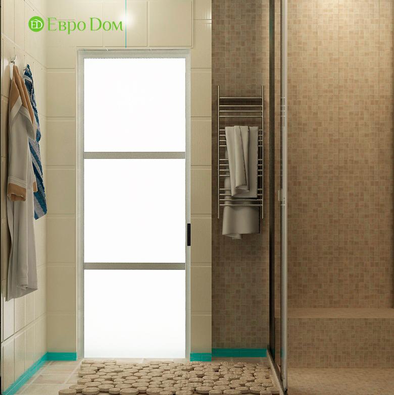 Дизайн двухкомнатной квартиры 63 кв. м в современном стиле. Фото 05