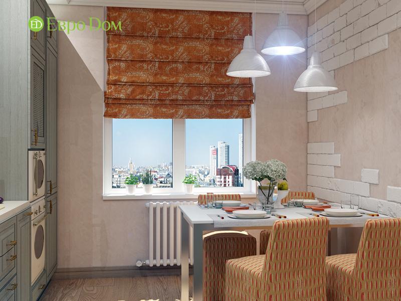 Дизайн квартиры в стиле прованс. Фото проекта 07