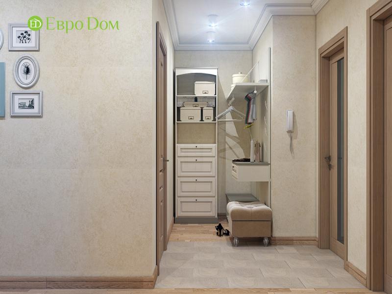 Дизайн квартиры в стиле прованс. Фото проекта 012