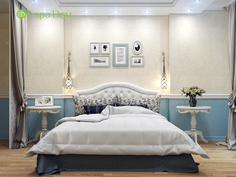 Дизайн квартиры в стиле прованс. Фото проекта 014