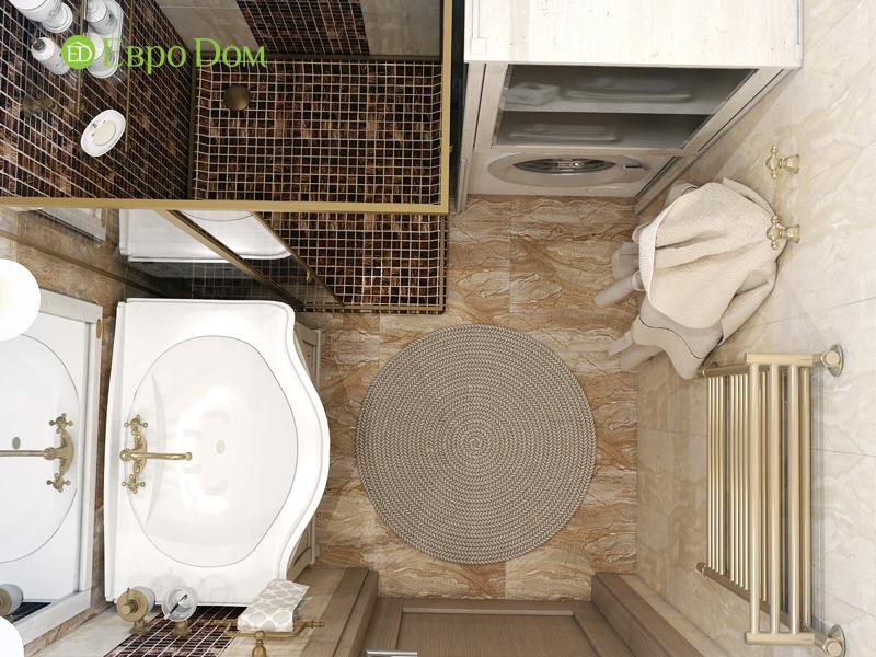 Дизайн квартиры в стиле прованс. Фото проекта 018