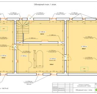 Дизайн интерьера коттеджа 434 кв. м в деревенском стиле. Фото проекта