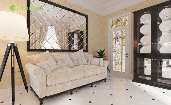 Дизайн интерьера коттеджа 267 кв.м. по адресу МО, д. Алексеевка, уч. 73. Фото 3