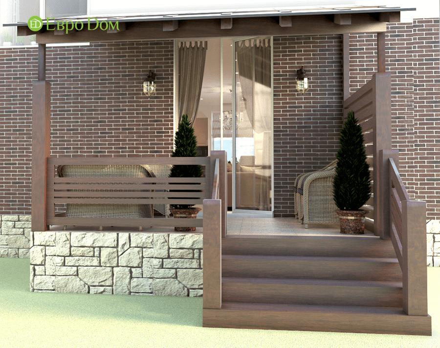 Дизайн интерьера коттеджа в стиле ар деко. Фото 02