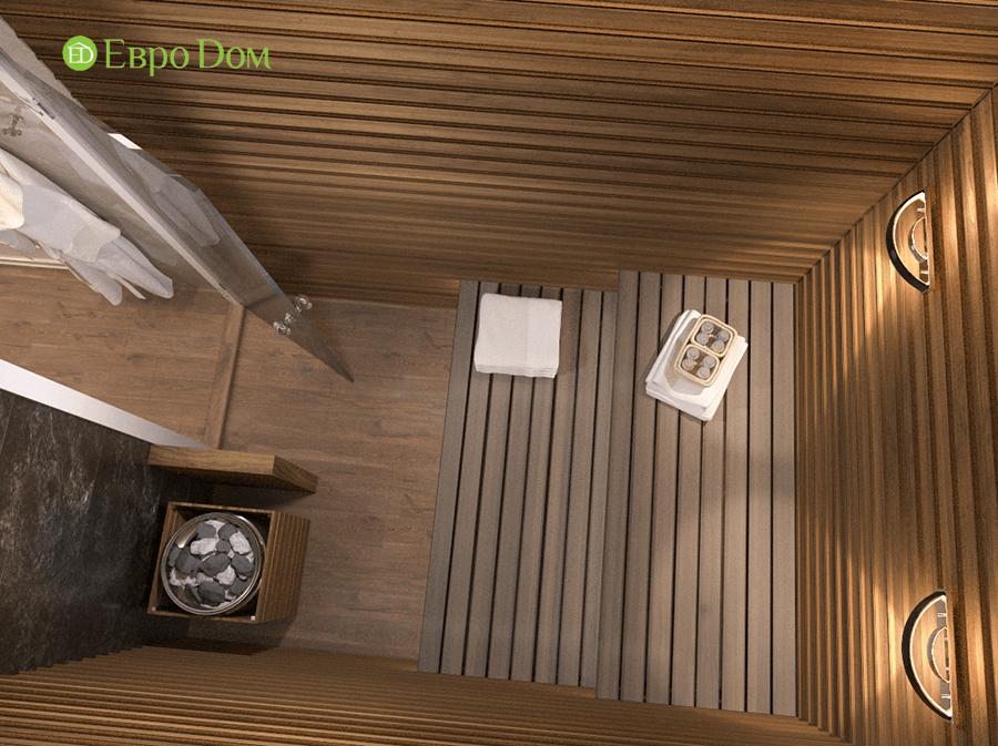 Дизайн интерьера коттеджа в стиле ар деко. Фото 03