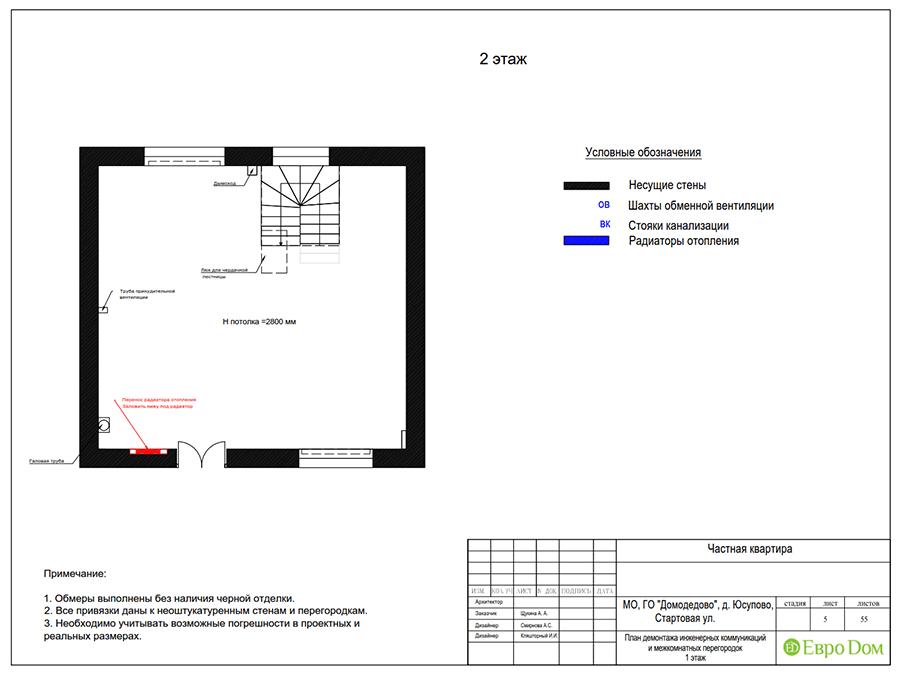 Дизайн интерьера коттеджа в стиле ар деко. Фото 038