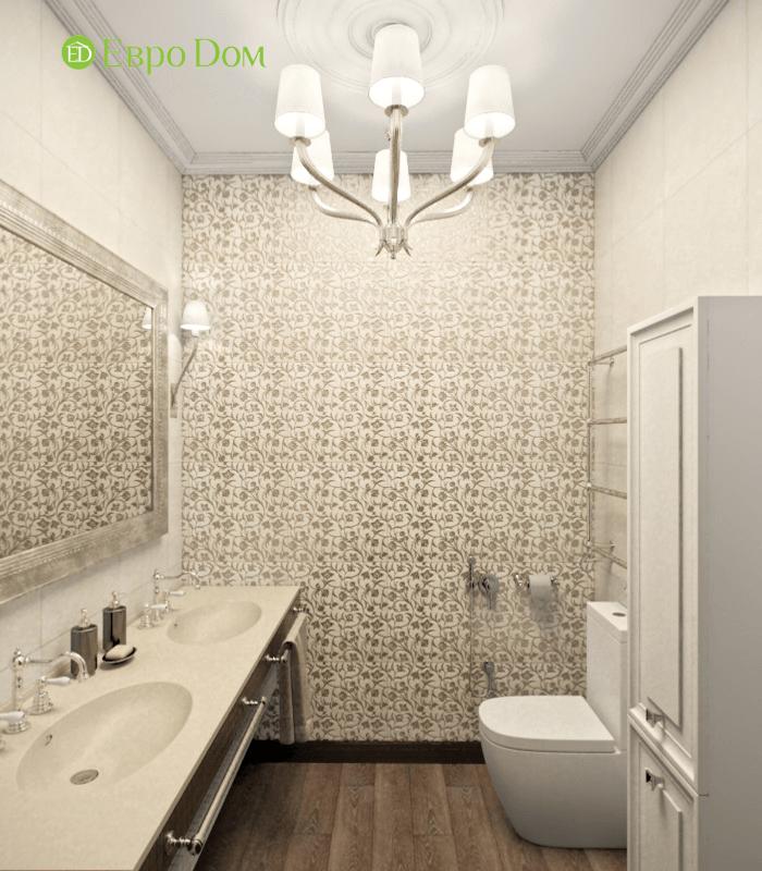 Дизайн интерьера коттеджа в стиле ар деко. Фото 05