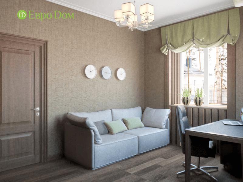 Дизайн интерьера коттеджа в стиле ар деко. Фото 019