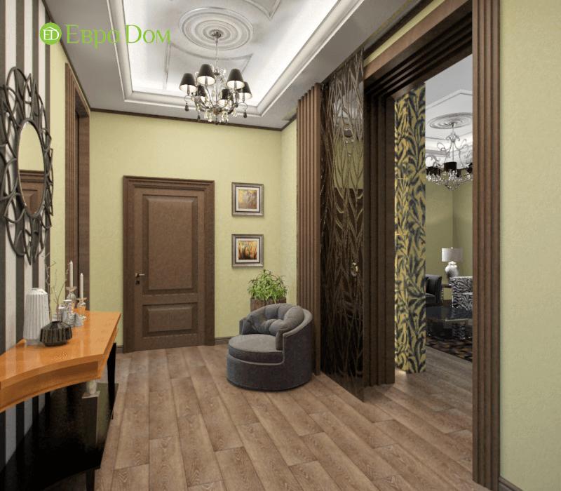 Дизайн интерьера коттеджа в стиле ар деко. Фото 020