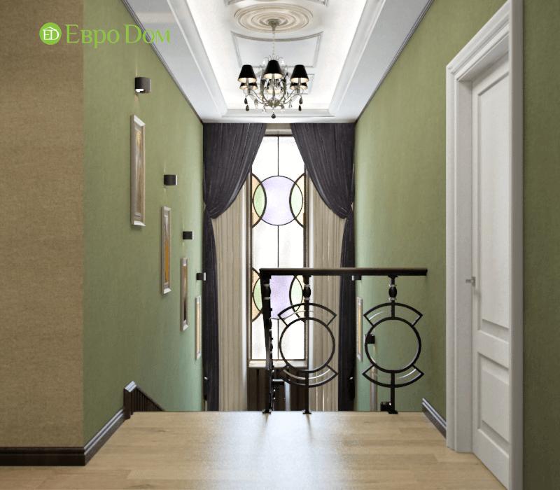 Дизайн интерьера коттеджа в стиле ар деко. Фото 022