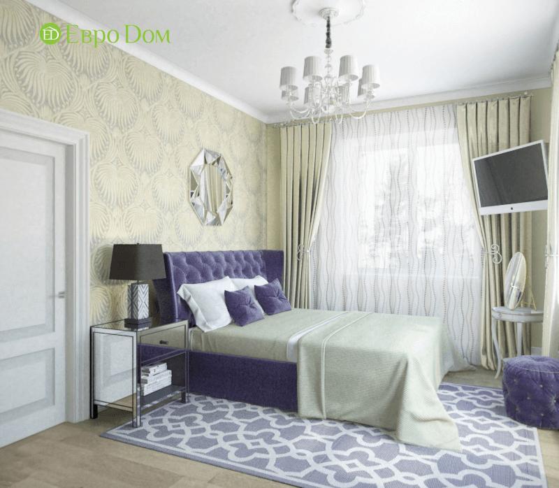 Дизайн интерьера коттеджа в стиле ар деко. Фото 031