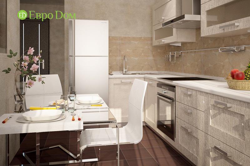 Дизайн квартиры в современном стиле. Фото 012