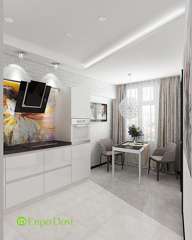 Дизайн квартиры в современном стиле. Фото 02