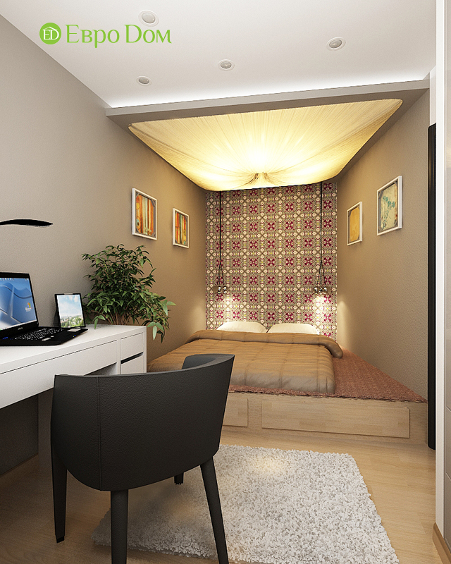 Дизайн квартиры в современном стиле. Фото 04