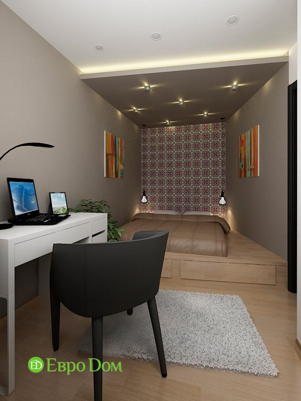 Дизайн квартиры в современном стиле. Фото 05
