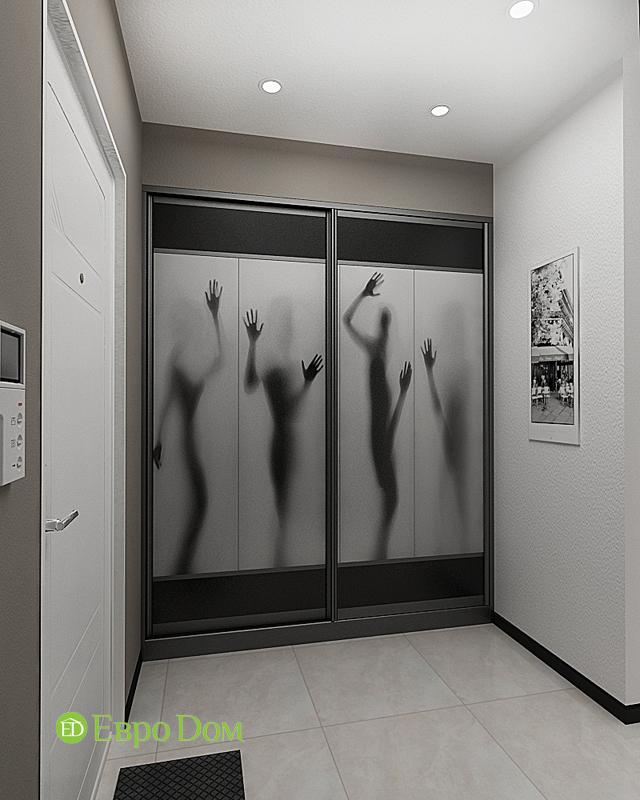 Дизайн квартиры в современном стиле. Фото 07
