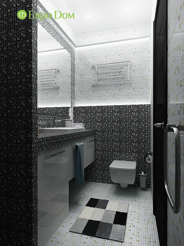 Дизайн квартиры в современном стиле. Фото 010