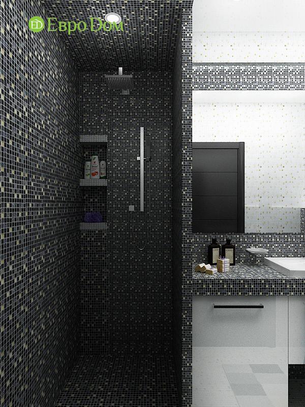 Дизайн квартиры в современном стиле. Фото 011