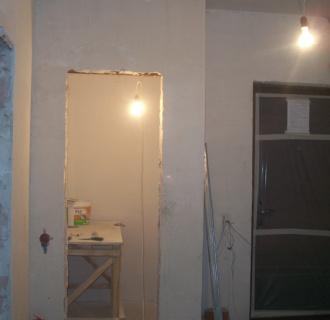 Ремонт однокомнатной квартиры 34 кв. м в современном стиле. Фото проекта