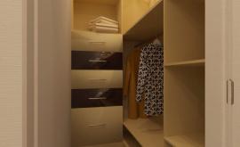 Дизайн интерьера 1-комнатной квартиры 37 кв.м. по адресу МО, Люберецкий р-н, д. Мотяково, к. 11.3, ЖК «Кореневский форт». Фото 1
