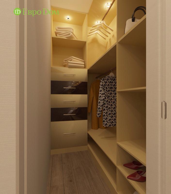 Дизайн квартиры в стиле эклектика. Фото 02