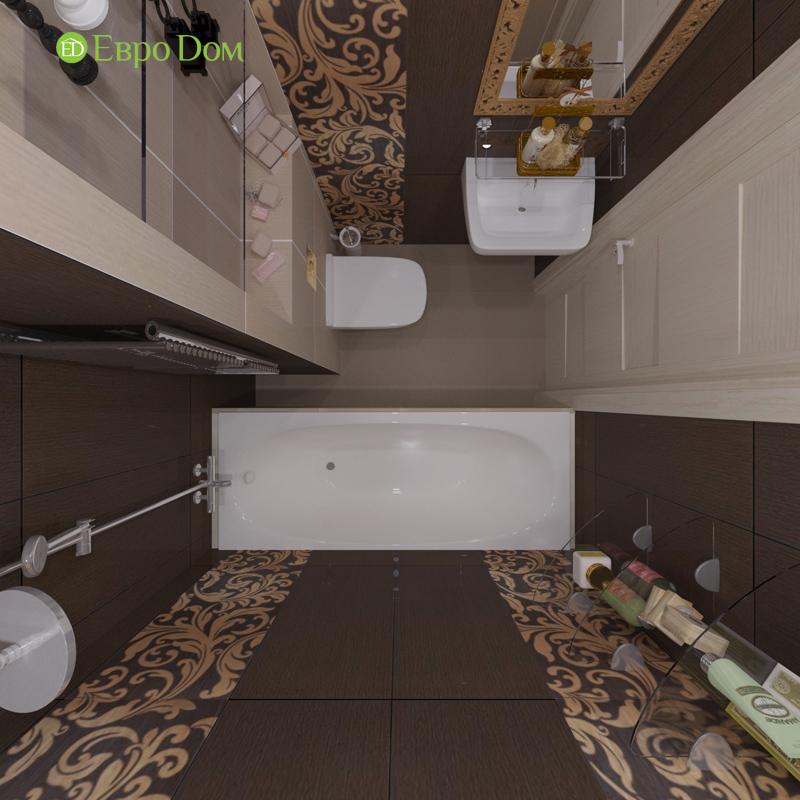 Дизайн квартиры в стиле эклектика. Фото 05