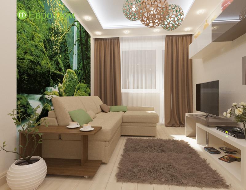 Дизайн квартиры в стиле эклектика. Фото 06