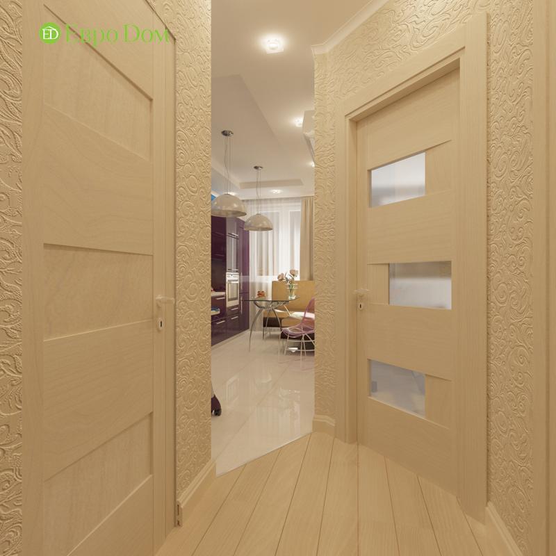 Дизайн квартиры в стиле эклектика. Фото 09