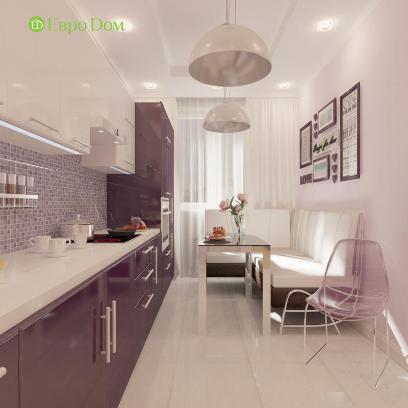 Дизайн квартиры в стиле эклектика. Фото 010