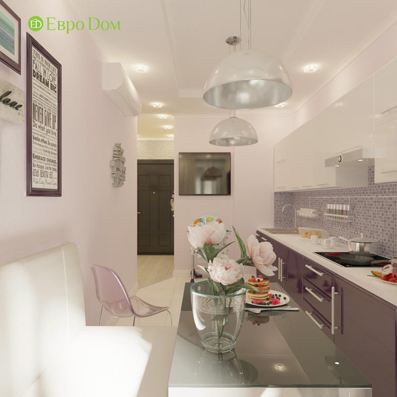 Дизайн квартиры в стиле эклектика. Фото 011