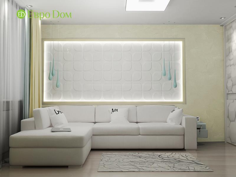 Дизайн квартиры в стиле функционализм. Фото 018