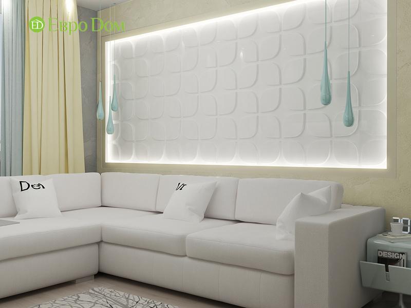 Дизайн квартиры в стиле функционализм. Фото 020